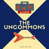 The Uncommons Band from Ithaca, NY, logo